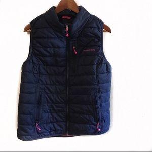Vineyard Vines Mountain Weekend Puffer Vest Large